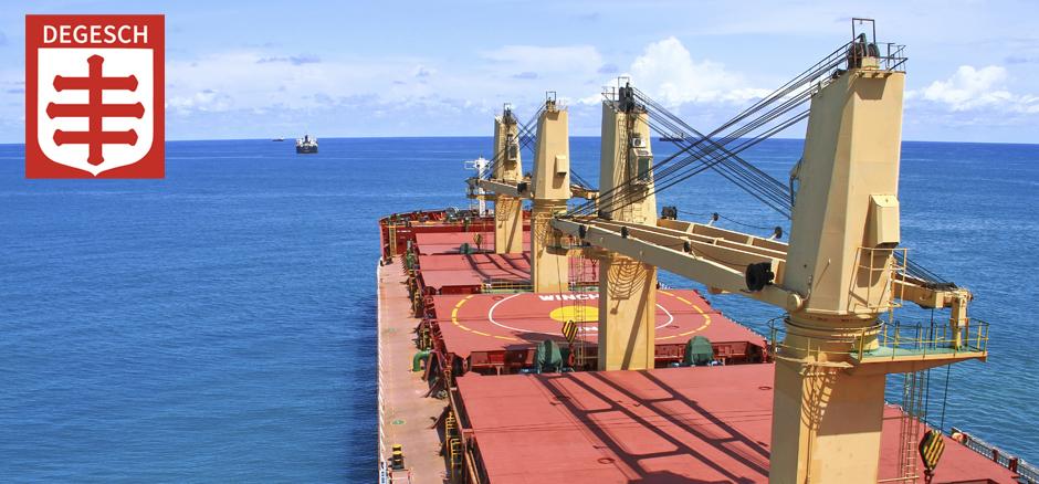 DAI Service Ship