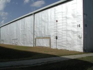 Tobacco House fumigation
