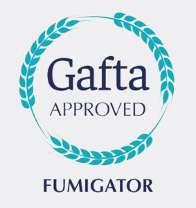 GAFTA Approved Fumigator